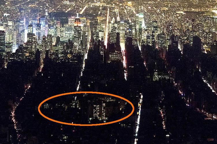 Mikronett til New York University under stormen Sandy. Aktuelt for µForum